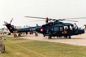 flyvestation tirstrup historie